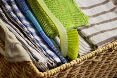 通販で黒ウエスを取り扱う【クリーンウエス】では衣類やリネンサプライ商品の回収も可能